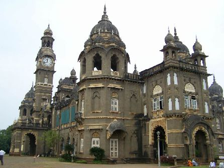 Kolhapur New Palace, kolhapur sightseeing