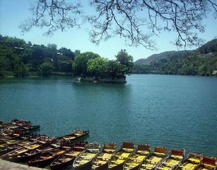 Bhimtal Lake, bhimtal sightseeing