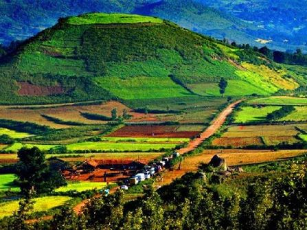 Araku Valley, araku valley sightseeing