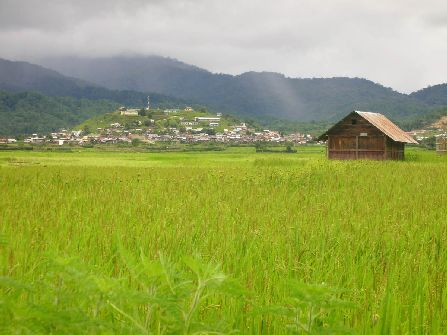 Ziro Tourism, ziro sightseeing