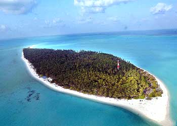 about Lakshadweep