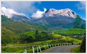 about Munnar
