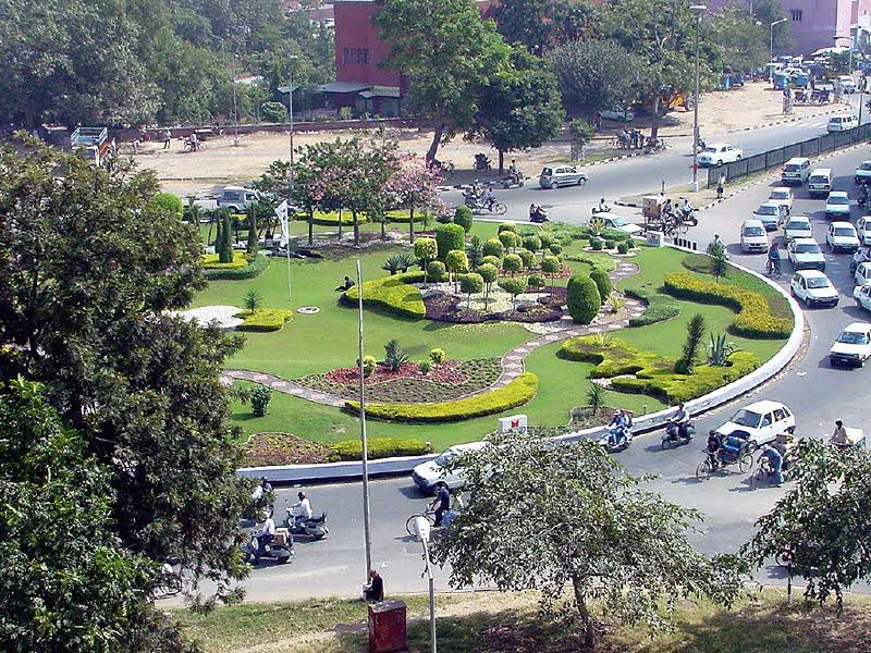about Chandigarh