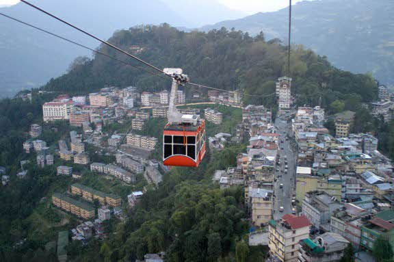 about Gangtok
