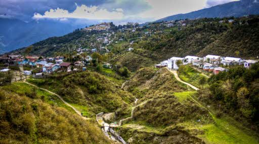 about Tawang