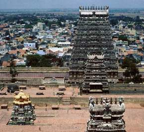 places to visit near Madurai
