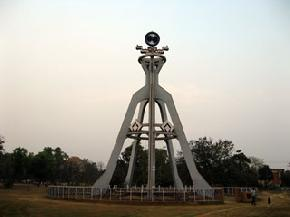 garden-in-bokaro-steel-city