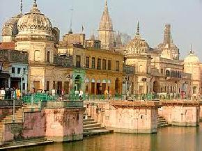 places to visit near Ayodhya