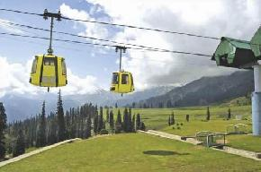 waterfall-in-gulmarg