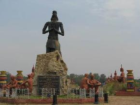 places to visit near Raipur
