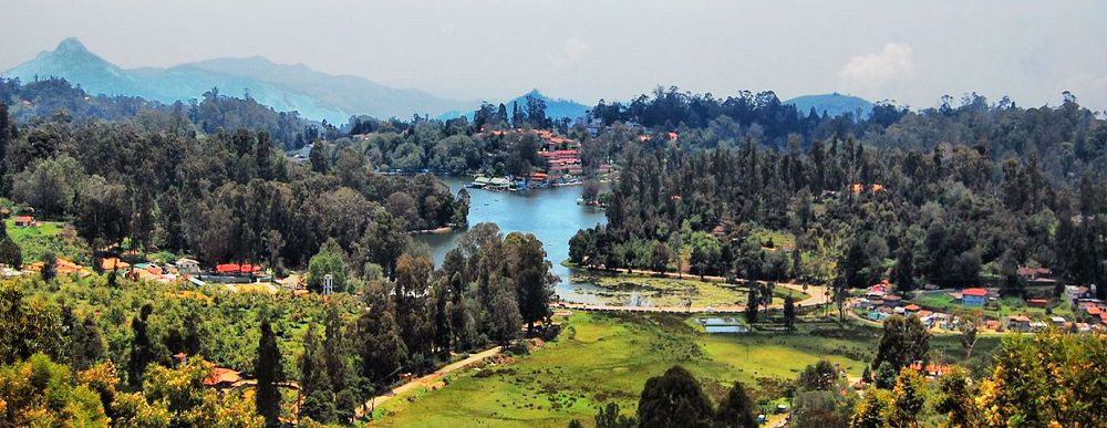 Kodaikanal Lake, 