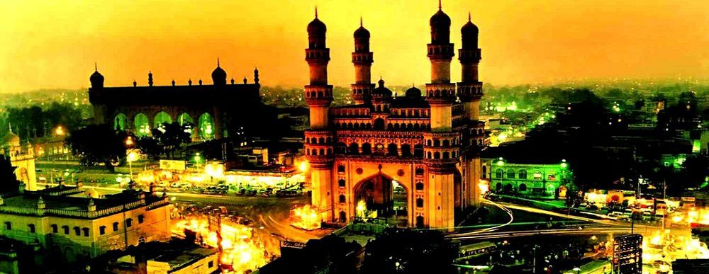 Charminar Hyderabad, 