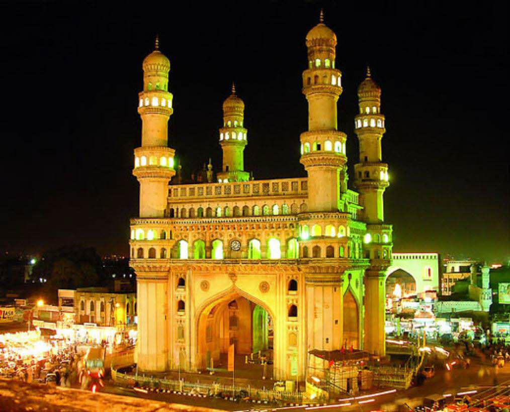 state-Andhra-Pradesh tourist attractions