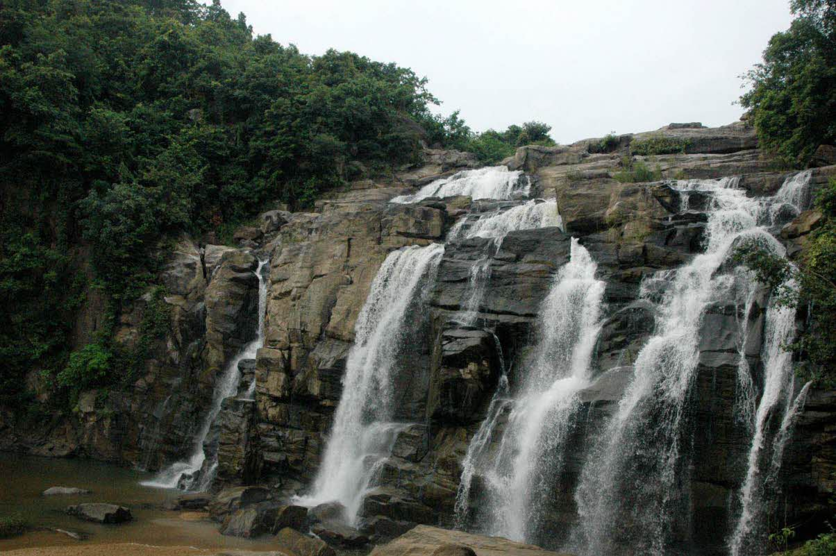state-Jharkhand tourist attractions