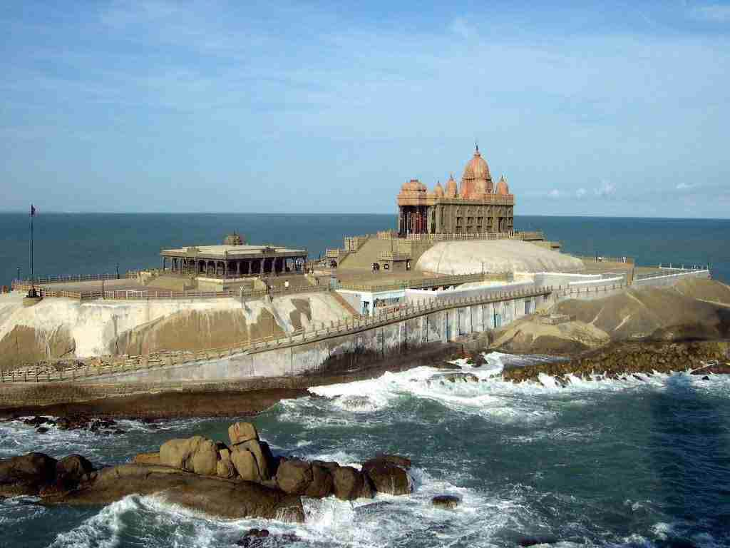 state-Tamil-Nadu tourist attractions