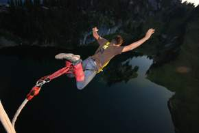 Bungee Jumping in UT