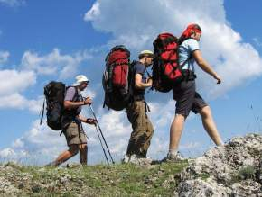 Trekking in World