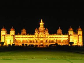Palace in kolhapur