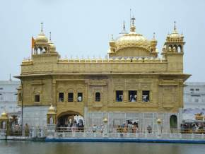 Gurdwara in pushkar