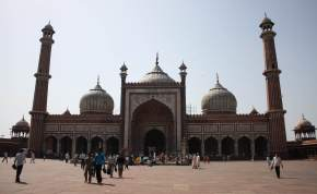 Mosque in bhopal