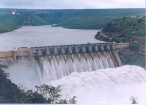 Dams in bokaro steel city