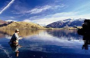 Fishing in gulmarg
