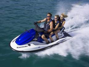 Jet Skiing in australia