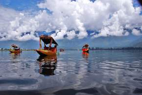 Lakes in majuli