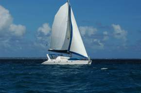 Sailing in lakshadweep