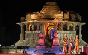 Modhera-Dance-Festival in Gujarat