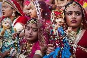 Gangaur-Festival in Rajasthan