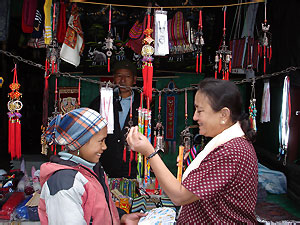 shopping-in-Gangtok