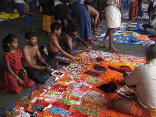 shopping in Sabarimala