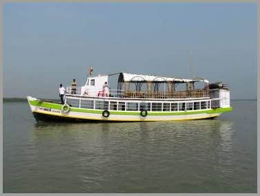 how to travel within Sundarbans
